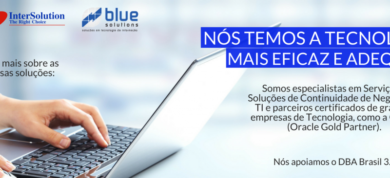 InterSolution e Blue Solutions