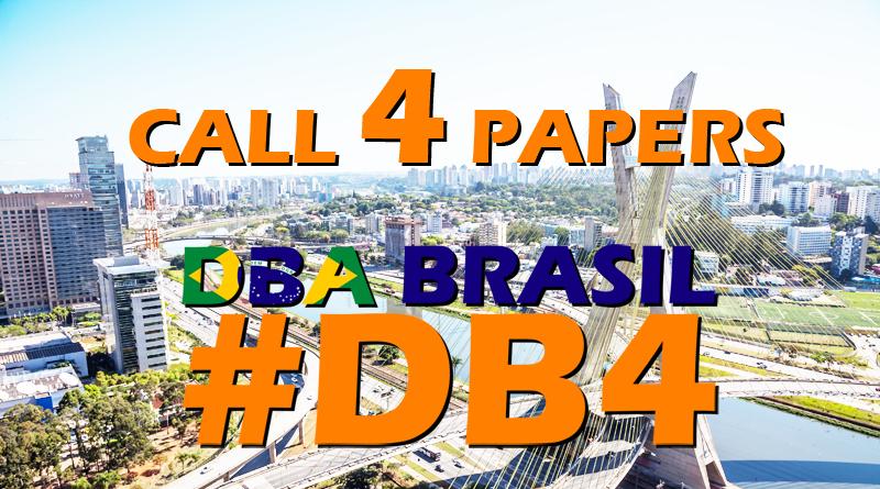 Seja um palestrante no DBA BRASIL 4.0