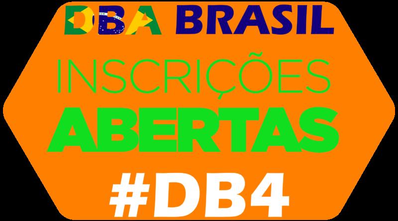 Inscrições abertas para o DBA BRASIL4.0